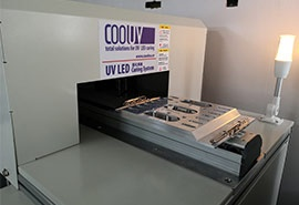 UV LED Curing System