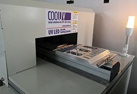 UV LED 固化仪